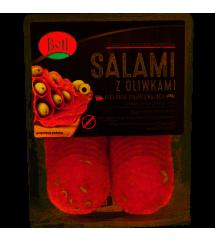 BELL - SALAMI Z OLIWKAMI 80G
