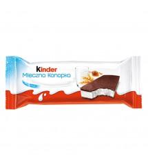 KINDER -  MLECZNA KANAPKA 28G