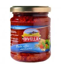 DIVELLA - PESTO SICILIANA 190G