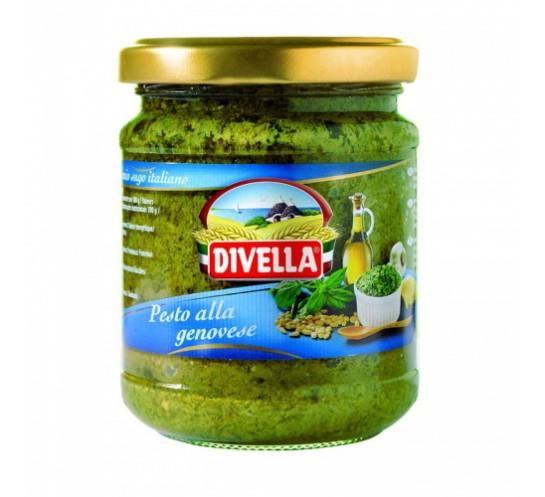 DIVELLA - PESTO GENOVESE 190GR