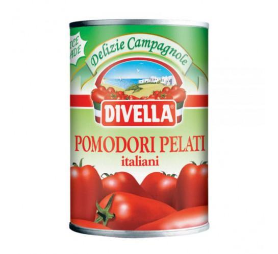 DIVELLA - POMIDORY PELATI 400G