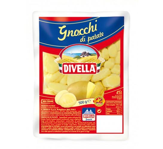 DIVELLA - GNOCCHI ZIEMNIACZANE  500G