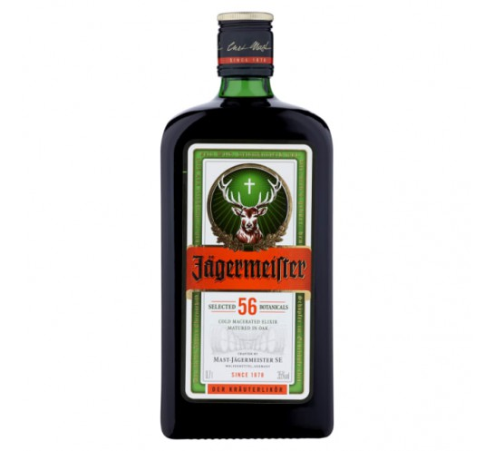 JAGERMEISTER 35% 0,7L