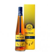 METAXA 5* 38% 0.7L GIFT BOX