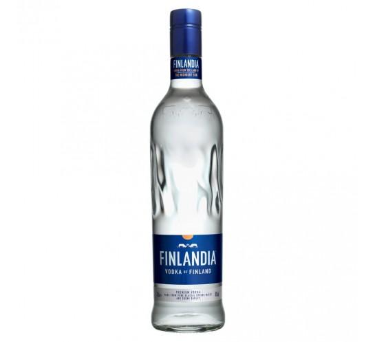 FINLANDIA VODKA CLEAR 40% 0,7L