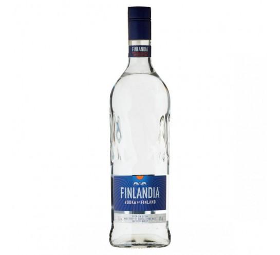 FINLANDIA VODKA CLEAR 40% 1L