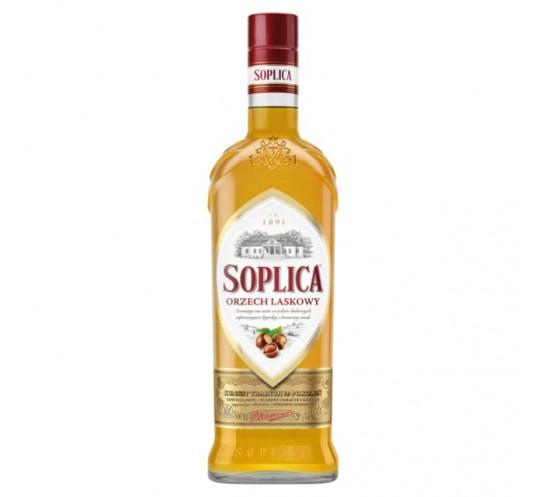 SOPLICA ORZECH LASKOWY 28% 0,5L