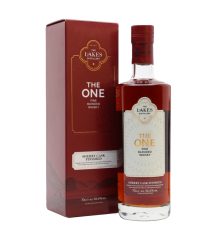 THE ONE SHERRY CASK FINISHED 46,6% 0,7l