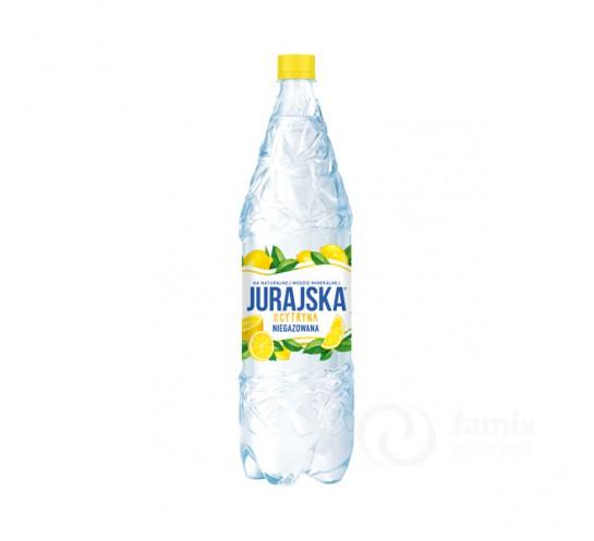 JURAJSKA - WODA NIEGAZOWANA 1,5L CYTRYNA