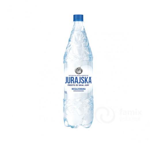 JURAJSKA - WODA NIEGAZOWANA 1,5L