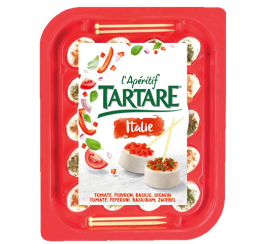 TUREK - SEREK TARTARE APERITIF ITALIENNE  100G