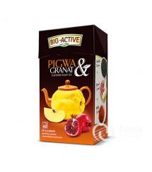 BIG-ACTIVE - CZARNA PIGWA Z GRANATEM 20T