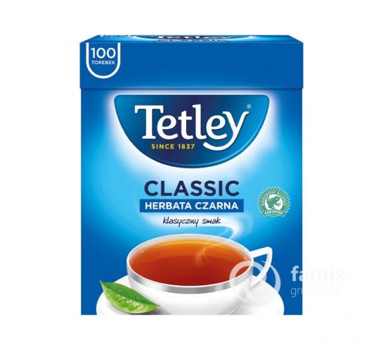 TETLEY -  HERBATA CZARNA100T