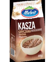 MELVIT - KASZA GRYCZANA PRAŻONA 400G