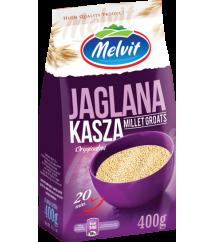 MELVIT - KASZA JAGLANA 400G