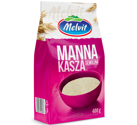 MELVIT - KASZA MANNA 400G