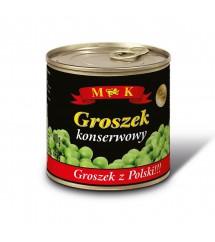 M&K - GROSZEK KONSERWOWY 400G