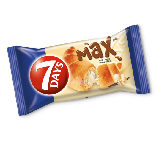 CHIPITA - ROGALIK 7 DAYS WANILIOWY MAX 110G