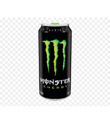 COCA-COLA - MONSTER ENERGY PUSZKA 0.5L