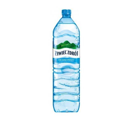 ŻYWIEC- WODA ŻYWIEC 1.5 N/G