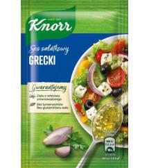 KNORR -  SOS SAŁATKOWY GRECKI 9G
