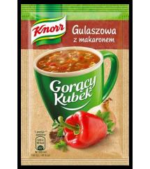 KNORR -  GORĄCY KUBEK GULASZOWA 17G