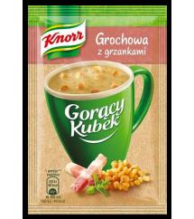 KNORR -  GORĄCY KUBEK GROCHOWA 21G
