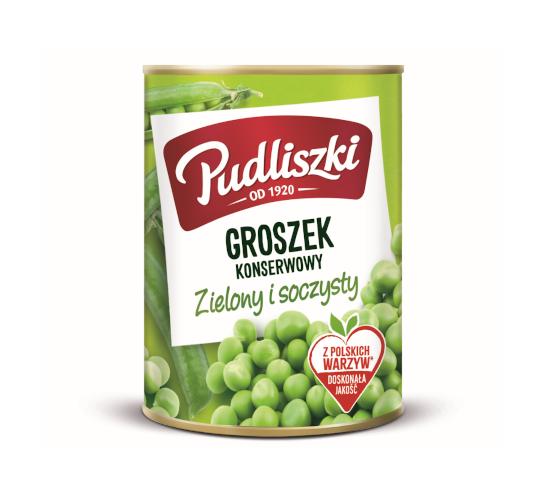 PUDLISZKI - GROSZEK KONSERWOWY 400G