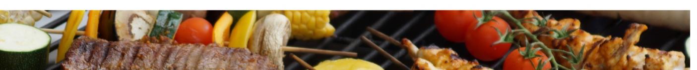 Na grilla: kiełbasa, karkówka, steki, kiełbaski, boczek