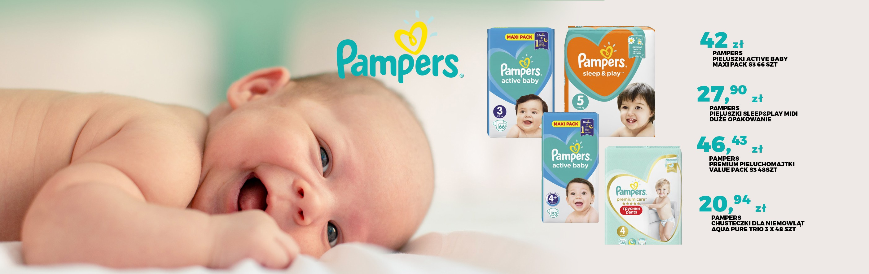 promocja pampers 2